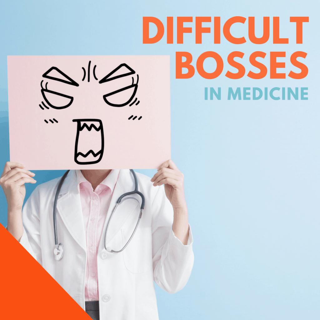 Difficult Bosses