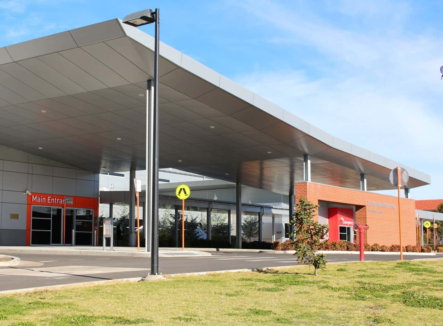 Orange Hospital