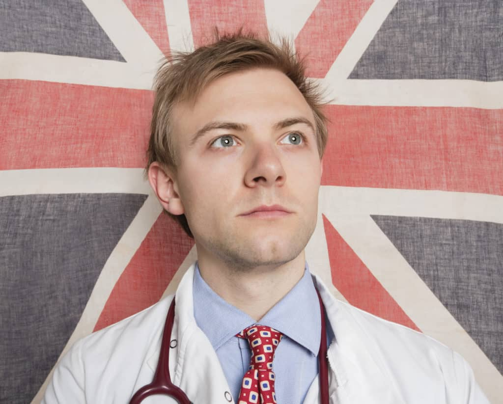 UK doctors working in Australia