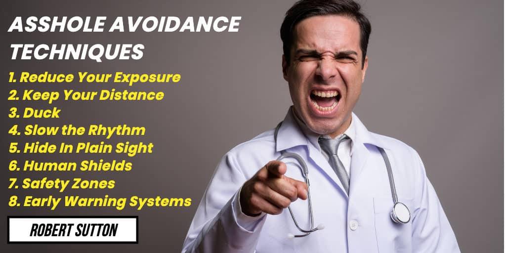 asshole avoidance