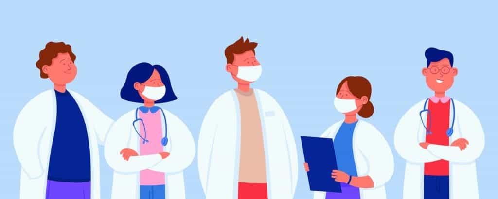 team of doctor hierarchy australia